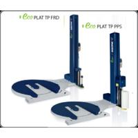 Полуавтоматическая упаковочная машина - паллетоупаковщик ECOPLAT TP FRD & ECOPLAT TP PPS