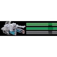 Пневматична машинка для упаковки поліпропіленовою і поліестеровою стрічками ITA 14