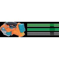Машинка ITA 20 для упаковки поліпропіленовою і поліестеровою стрічками