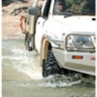Кенгурятники / дуги ARB 4417120 Nissan GU Wagon