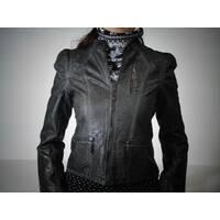 КУПИТИ. Жіноча куртка шкірзамінник оптом 0091705bafcc4