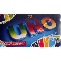 Настільна гра Uno Уно Danko toys