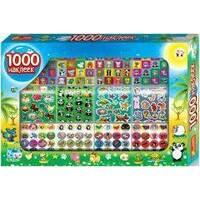 100 наклейок з тваринами