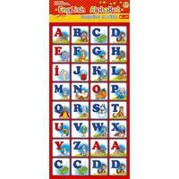 Магнітна азбука ENGLISH ALPHABET