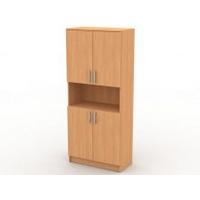 Шкаф книжный закрытый