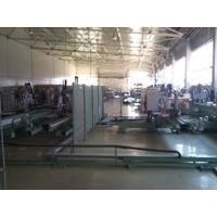 Оборудование для производства ПВХ, металлопластиковых конструкций