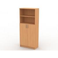 Шкаф книжный без стекла