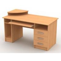 Стіл комп'ютерний (3 ящика)