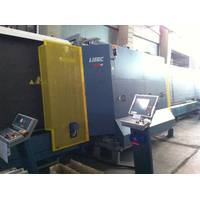 Комплект с гнучкой Стеклопакетная линия Lisec 1600 X 3500 с газ прессом и роботом герметизации