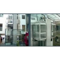 Пассажирский лифт без м/п для жилых и офисных помещений JADE 100