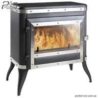 Чугунная печь INVICTA TENNESSEE антрацит - 8 кВт