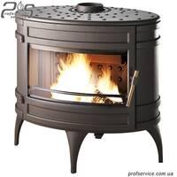Чугунная печь INVICTA MANDOR антрацит - 12 кВт