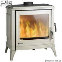 Чугунная печь INVICTA SEDAN 15 кремовая эмаль - 12 кВт