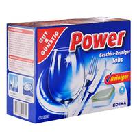 Таблетки для посудомийної машини Power Edeka Gut & Gunstig 60шт (Німеччина)