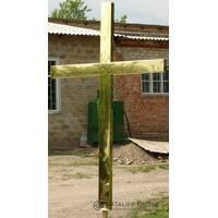 Хрест накупольний класичний, простий