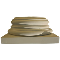 Gypsum pillar base  БКЛ/013