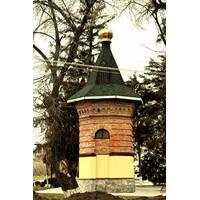 Церковный купол - шестиугольная пирамида