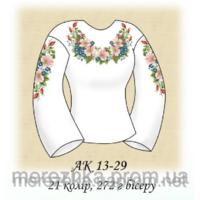 Заготівля сорочки для вишивки бісером АК 13-29