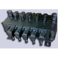 Гідророзподільник з електромагнітним управлінням ВЕ/1РЕ6-573Е