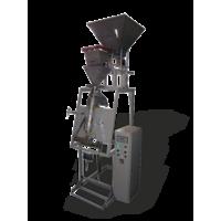 Напівавтомат для фасування і пакування сипких продуктів в пакет