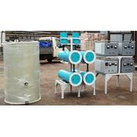 """Блочная электролизная установка обеззараживания воды гипохлоритом натрия """"Пламя-2"""", 100 кг"""
