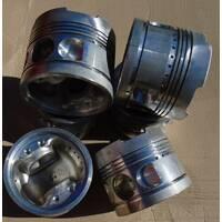 Поршень на двигатель 1Д12, 1Д6, 3Д6, Д12,  В46-2, В-46-4, В-55