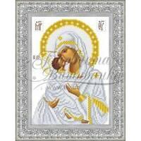 TO039ан1622  Володимирська ікона Божої Матері 16 см x 22 см