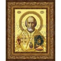 TO072ан1622  Святий Миколай Чудотворець 16 см x 22 см