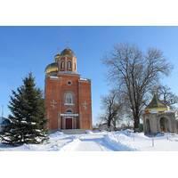 Овальные церковные купола