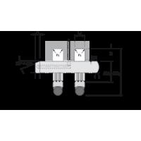 Ротационные уплотнения для высокого давления модель R310