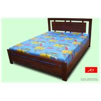 Ліжко з натурального дерева Л1