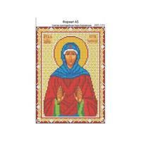 И- 074 Свята преподобна Кіра Берийская 16х22