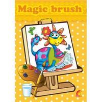 Magic brush. Динозаврик