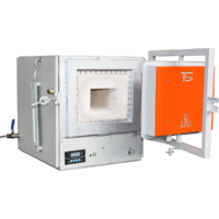 Muffle furnace with protective atmosphere SNZL-1,6.2,5.1/11 I2