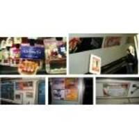 Размещение рекламы на авиалиниях INDOOR-реклама