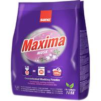 Пральний порошок Sano Maxima Musk  35 прань 1,25 кг