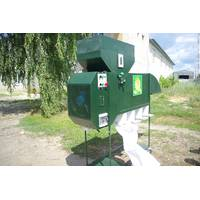 Сепаратор для зерна ІСМ-5 (зерноочисна машина)