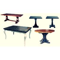 Эксклюзивные столы и малые архитектурные формы