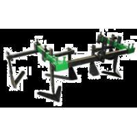 Культиватор междурядной обработки КМО-1,2