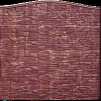Секційний бетонний паркан