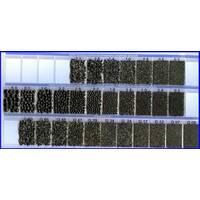 Дріб сталевий литий (ДЧЛ) по ГОСТ 11964-81 фракція 0,8