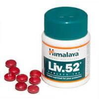 Лів 52 для печінки Хімалая 100 таблеток