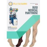BUSI MEDICAL - автомат для производства компрессионых медицинских чулок и носков