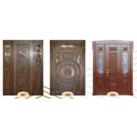 Входные двери моделей 307, 308, 309