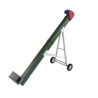 Скребковый выгрузочный транспортер