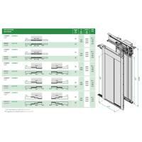 Автоматичні двері для ліфтів Agata, Ambra і Zaffiro (SELE)