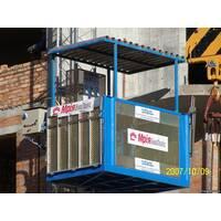 Мачтовый строительный подъемник, 1500 кг