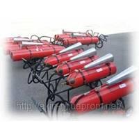 Огнетушители углекислотные передвижные ВВК-28