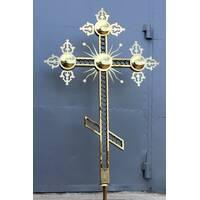 Хрест накупольний  № 005