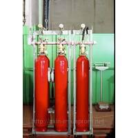 Модуль газової пожежогасінні МГП- 1-60